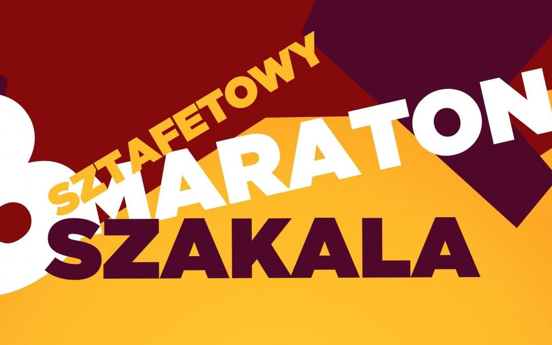 VIII Sztafetowy Maraton Szakala – podsumowanie, wyniki, galeria zdjęć