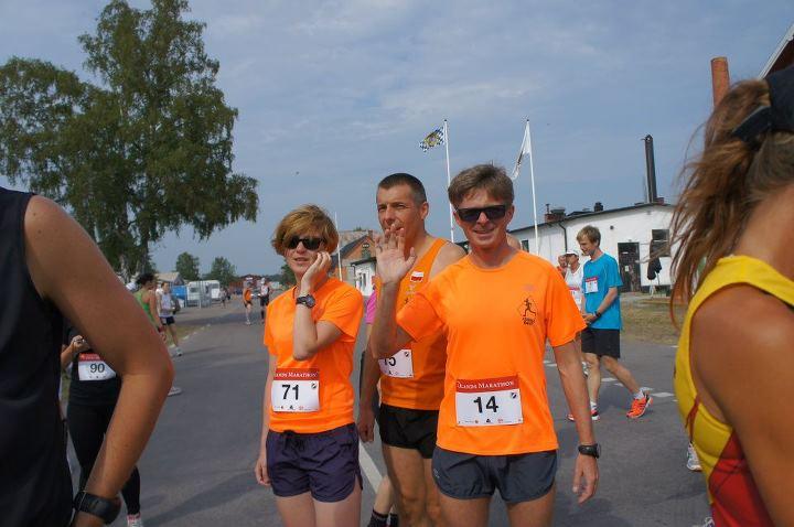 Szakale biegały na Olandii