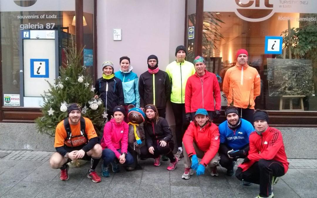Ścieżki biegowe Accenture i Szakali – Łódź Bajkowa III
