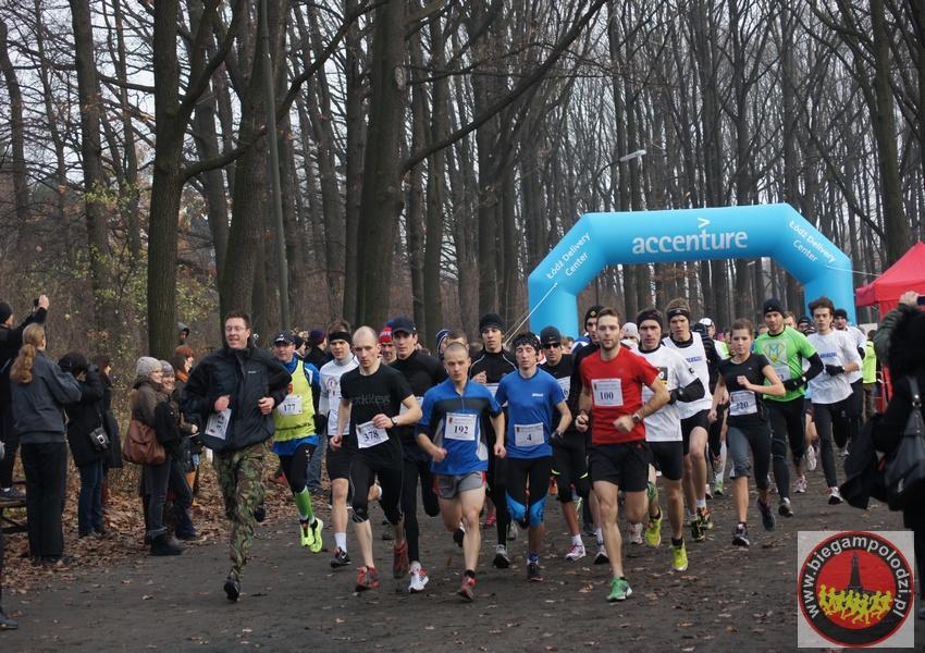Grand Prix Łodzi 2013 w biegach przełajowych i Nordic Walking