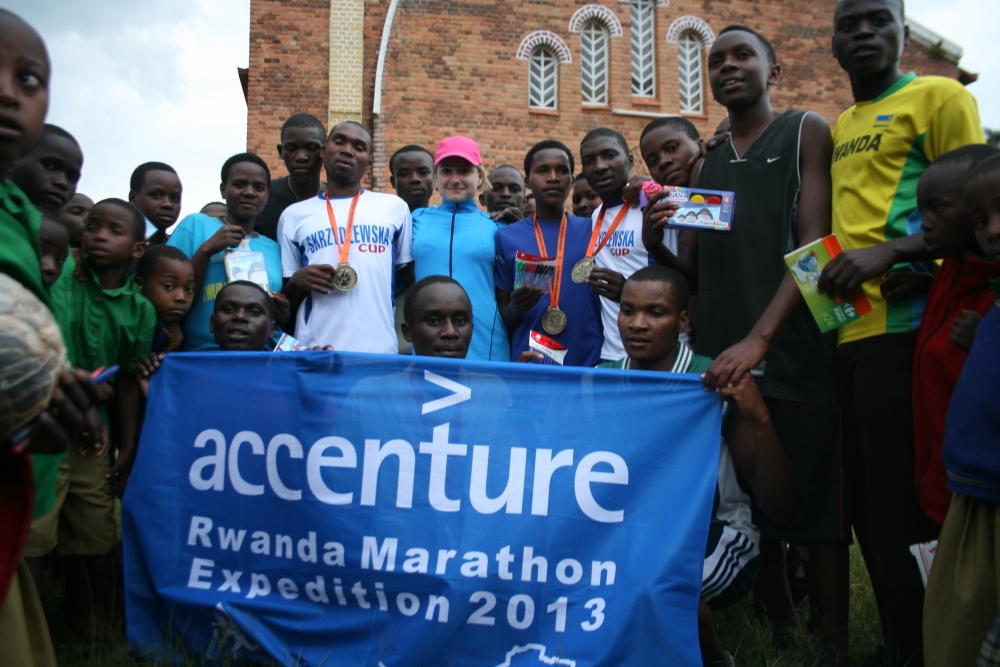 Accenture Rwanda Marathon Expedition 2013 – list 4