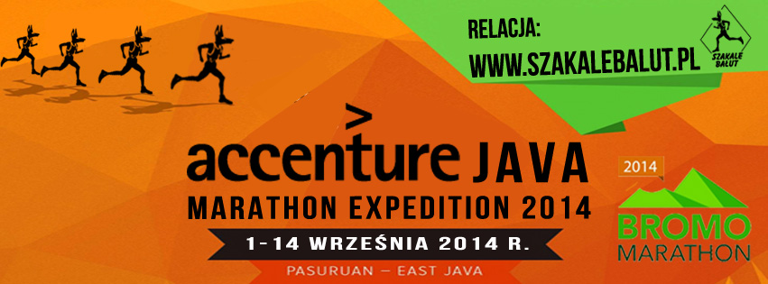 Accenture JAVA Marathon Expedition 2014