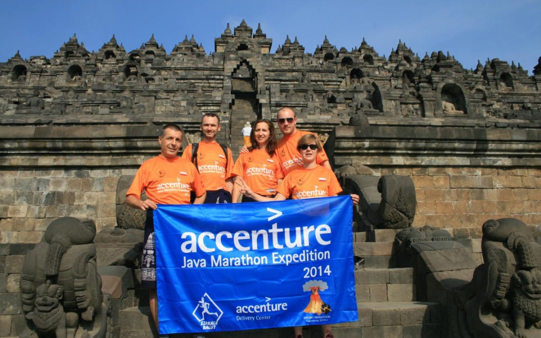 LISTY SZAKALI Z JAWY – 1 ACCENTURE JAVA MARATHON EXPEDITION