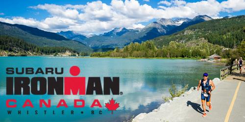 Subaru IRONMAN Canada Whistler Triathlon 27.07.2014r.