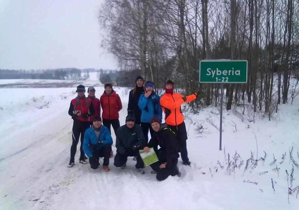 Z Moskwy na Syberię