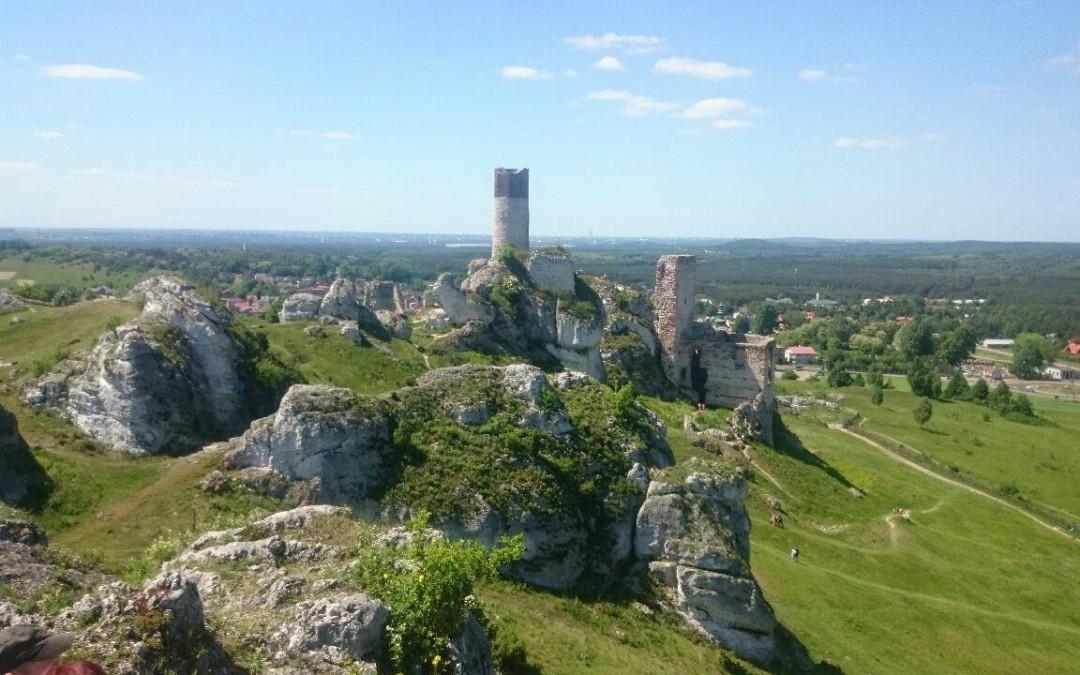 Wycieczka biegowa – Złoty Potok (Jura Krakowsko-Częstochowska) – sobota (05.09.2015r.)
