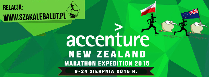 Accenture New Zealand Marathon Expedition 2015