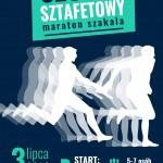 VI Sztafetowy Maraton Szakala [3.07.2016]