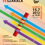 II Sztafetowy Maraton Szakala [15.07.2012]