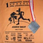I Półmaraton [3.10.2010]