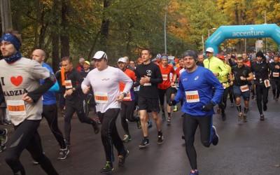 23-10-2016 VII Półmaraton dookoła Lasu Łagiewnickiego