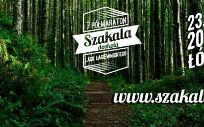 VII Półmaraton Szakala – podsumowanie