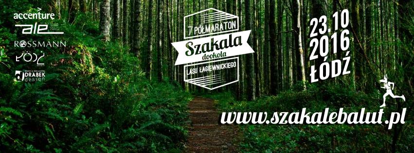[INFORMATOR DLA BIEGACZY] VII Półmaraton Szakala