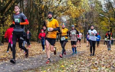 Jesienny weekend – 3 w jednym. Czyli jak umrzeć, zgubić się w lesie i znaleźć pretekst do zakupu kolejnych butów biegowych.
