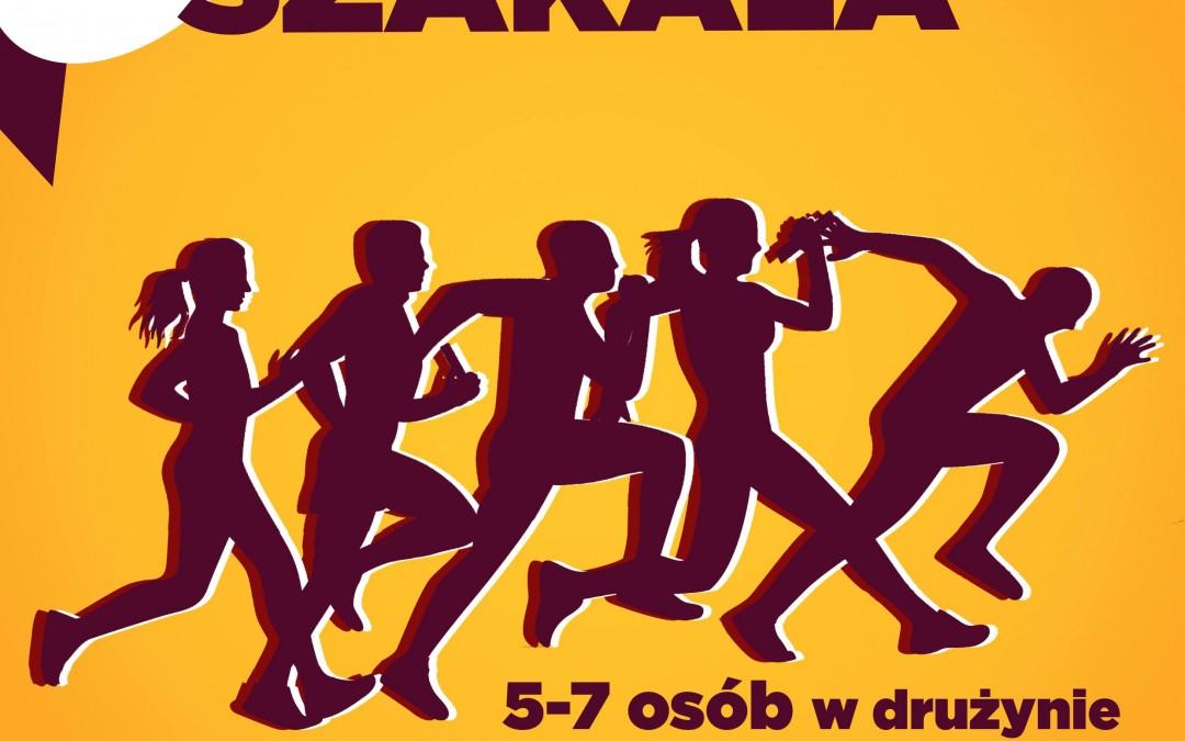 VIII Sztafetowy Maraton Szakala – zaczynamy!