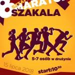 VIII Sztafetowy Maraton Szakala [15.07.2018]