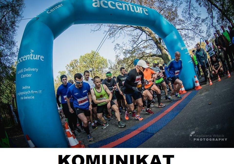 """""""Szlakiem Szakala"""" – cykl treningów zwieńczonych koleżeńskim biegiem po trasie Półmaratonu Szakala w dniu 25.10.2020r."""