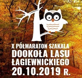 X Półmaraton Szakala [20.10.2019]